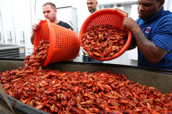 Boiled crawfish_boat_Pinchapalooza