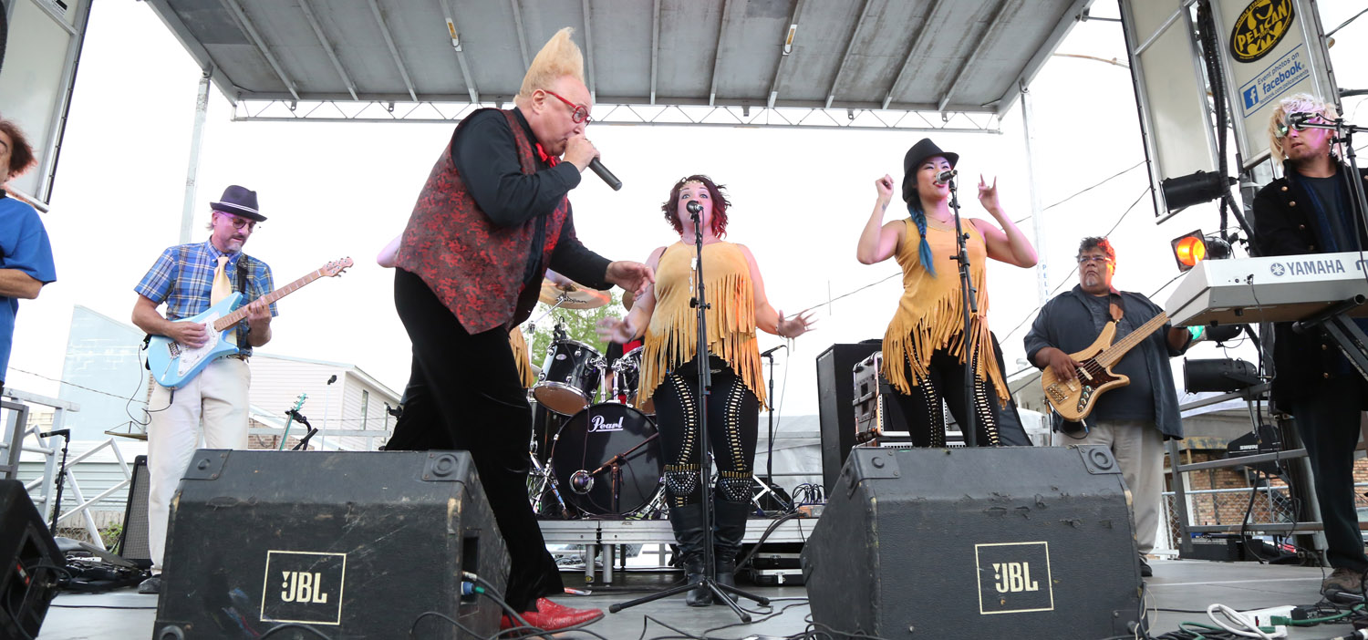 Vince and the Valiants_Deanies Seafood Pinchapalooza